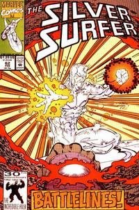 Cover Thumbnail for Silver Surfer (Marvel, 1987 series) #62 [Direct]