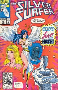 Cover Thumbnail for Silver Surfer (Marvel, 1987 series) #66 [Direct]