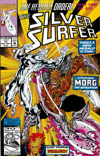 Cover Thumbnail for Silver Surfer (Marvel, 1987 series) #71
