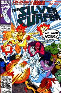 Cover Thumbnail for Silver Surfer (Marvel, 1987 series) #72