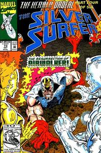 Cover Thumbnail for Silver Surfer (Marvel, 1987 series) #73