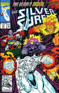 Cover Thumbnail for Silver Surfer (Marvel, 1987 series) #74