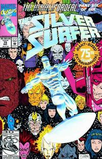 Cover Thumbnail for Silver Surfer (Marvel, 1987 series) #75