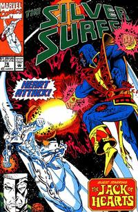 Cover Thumbnail for Silver Surfer (Marvel, 1987 series) #76