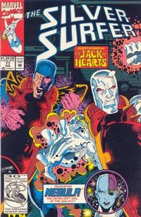 Cover Thumbnail for Silver Surfer (Marvel, 1987 series) #77 [Direct]