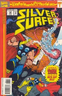 Cover Thumbnail for Silver Surfer (Marvel, 1987 series) #86