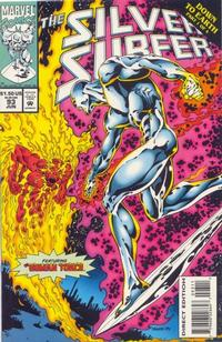Cover Thumbnail for Silver Surfer (Marvel, 1987 series) #93 [Direct Edition]