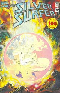 Cover Thumbnail for Silver Surfer (Marvel, 1987 series) #100 [Hologram Enhanced Cover]