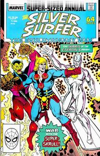 Cover Thumbnail for Silver Surfer Annual (Marvel, 1988 series) #1