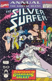 Cover Thumbnail for Silver Surfer Annual (Marvel, 1988 series) #4 [Direct]