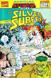 Cover Thumbnail for Silver Surfer Annual (Marvel, 1988 series) #5