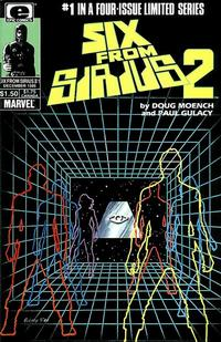 Cover Thumbnail for Six from Sirius 2 (Marvel, 1985 series) #1