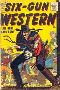 Cover Thumbnail for Six-Gun Western (Marvel, 1957 series) #2
