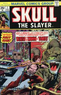 Cover Thumbnail for Skull the Slayer (Marvel, 1975 series) #1