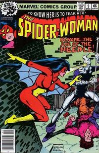 Cover Thumbnail for Spider-Woman (Marvel, 1978 series) #9 [Regular Edition]