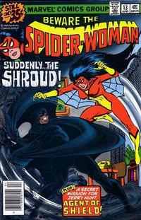 Cover Thumbnail for Spider-Woman (Marvel, 1978 series) #13