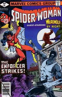 Cover Thumbnail for Spider-Woman (Marvel, 1978 series) #19 [Direct]
