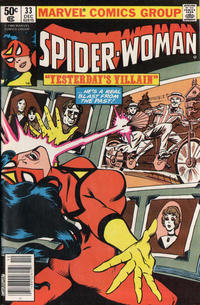 Cover Thumbnail for Spider-Woman (Marvel, 1978 series) #33