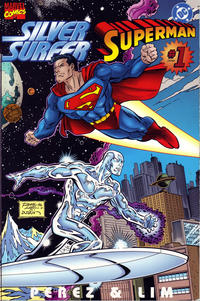 Cover Thumbnail for Silver Surfer / Superman (Marvel, 1997 series) #1