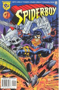 Cover Thumbnail for Spider-Boy (Marvel, 1996 series) #1