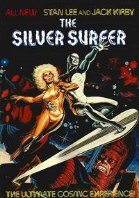 Cover Thumbnail for The Silver Surfer (Simon and Schuster, 1978 series) #1