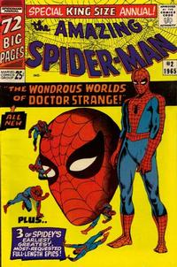 Cover Thumbnail for The Amazing Spider-Man Annual (Marvel, 1964 series) #2