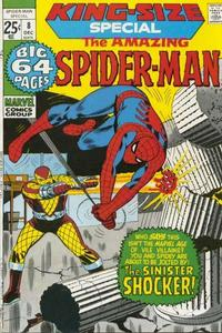 Cover Thumbnail for The Amazing Spider-Man Annual (Marvel, 1964 series) #8