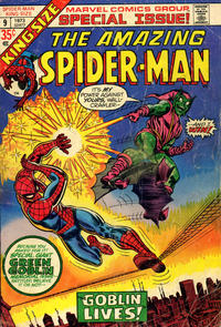 Cover Thumbnail for The Amazing Spider-Man Annual (Marvel, 1964 series) #9