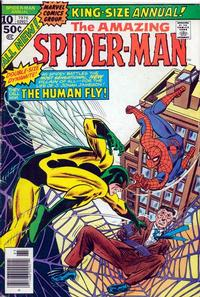 Cover Thumbnail for The Amazing Spider-Man Annual (Marvel, 1964 series) #10