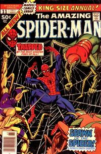 Cover Thumbnail for The Amazing Spider-Man Annual (Marvel, 1964 series) #11