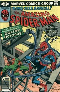 Cover Thumbnail for The Amazing Spider-Man Annual (Marvel, 1964 series) #13 [Direct]