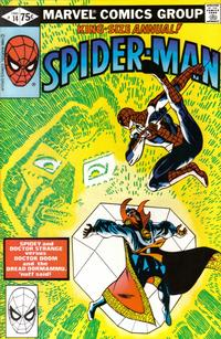 Cover Thumbnail for The Amazing Spider-Man Annual (Marvel, 1964 series) #14 [Direct]