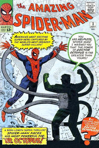 Cover Thumbnail for The Amazing Spider-Man (Marvel, 1963 series) #3 [Regular Edition]