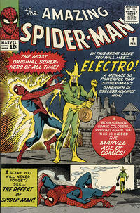 Cover Thumbnail for The Amazing Spider-Man (Marvel, 1963 series) #9 [Regular Edition]
