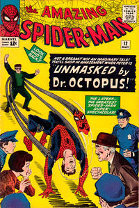 Cover Thumbnail for The Amazing Spider-Man (Marvel, 1963 series) #12 [Regular Edition]