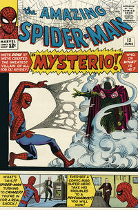 Cover Thumbnail for The Amazing Spider-Man (Marvel, 1963 series) #13