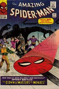 Cover Thumbnail for The Amazing Spider-Man (Marvel, 1963 series) #22