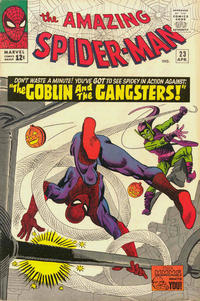 Cover Thumbnail for The Amazing Spider-Man (Marvel, 1963 series) #23