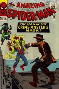 Cover Thumbnail for The Amazing Spider-Man (Marvel, 1963 series) #26