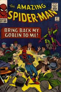 Cover Thumbnail for The Amazing Spider-Man (Marvel, 1963 series) #27