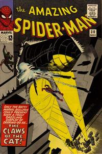 Cover Thumbnail for The Amazing Spider-Man (Marvel, 1963 series) #30 [Regular Edition]
