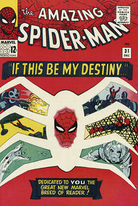 Cover Thumbnail for The Amazing Spider-Man (Marvel, 1963 series) #31 [Regular Edition]