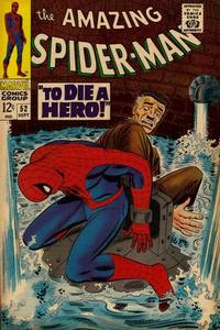Cover Thumbnail for The Amazing Spider-Man (Marvel, 1963 series) #52 [Regular Edition]