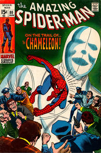 Cover Thumbnail for The Amazing Spider-Man (Marvel, 1963 series) #80 [Regular Edition]