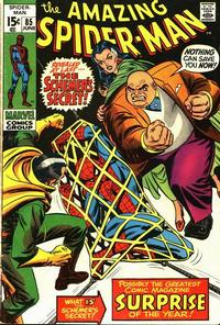 Cover Thumbnail for The Amazing Spider-Man (Marvel, 1963 series) #85 [Regular Edition]