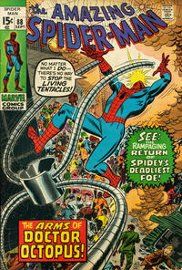 Cover Thumbnail for The Amazing Spider-Man (Marvel, 1963 series) #88 [Regular Edition]