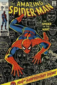 Cover Thumbnail for The Amazing Spider-Man (Marvel, 1963 series) #100 [Regular Edition]