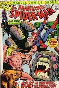 Cover Thumbnail for The Amazing Spider-Man (Marvel, 1963 series) #103 [Regular Edition]