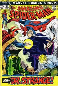 Cover Thumbnail for The Amazing Spider-Man (Marvel, 1963 series) #109 [Regular Edition]