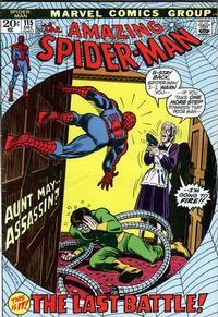 Cover Thumbnail for The Amazing Spider-Man (Marvel, 1963 series) #115 [Regular Edition]